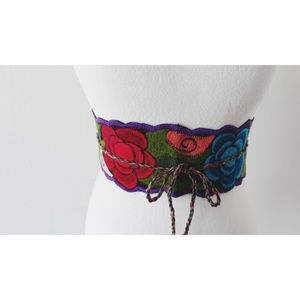 Accessories - Authentic Traditional Mexican Belt